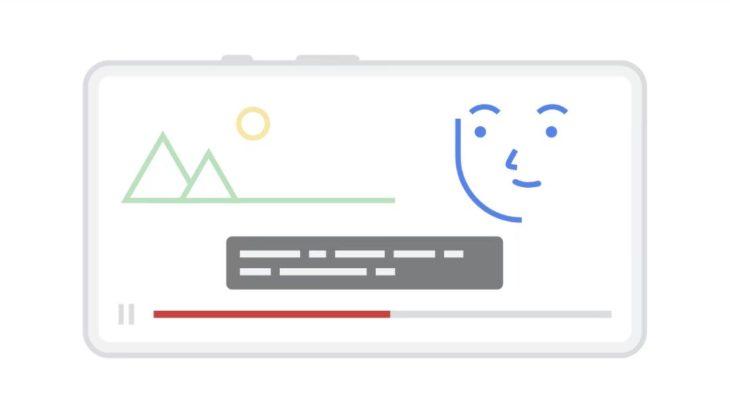 Pixelシリーズでの動画再生時に表示される「自動字幕起こし」機能を無効化する方法
