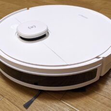 ロボット掃除機の決定版。吸引・水拭きの二刀流「ECOVACS DEEBOT N7」レビュー