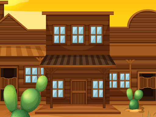 Wild West Jigsaw