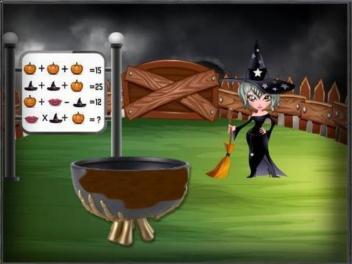 Amgel Halloween Room Escape 4