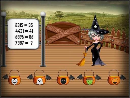 Amgel Halloween Room Escape 2