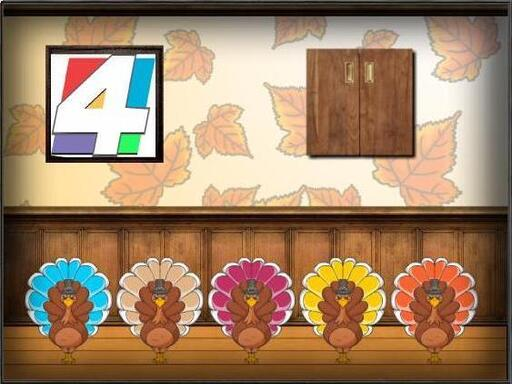Amgel Thanksgiving Room Escape 3