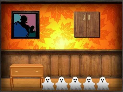 Amgel Halloween Room Escape 7