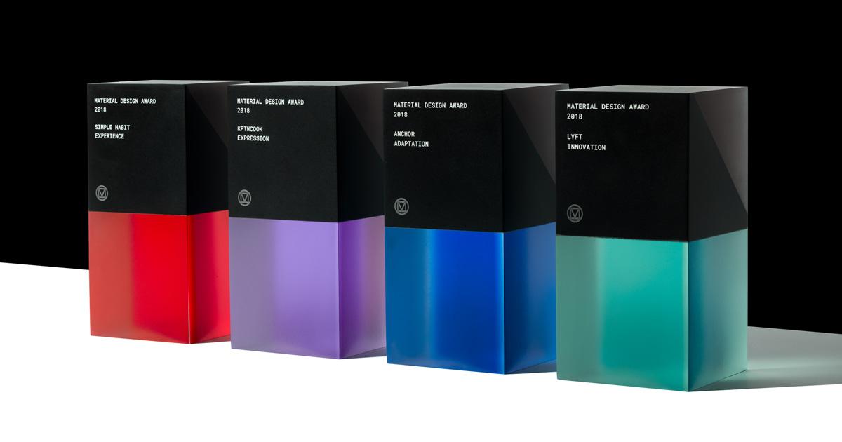 Material Design Awards 2018 - Library - Google Design