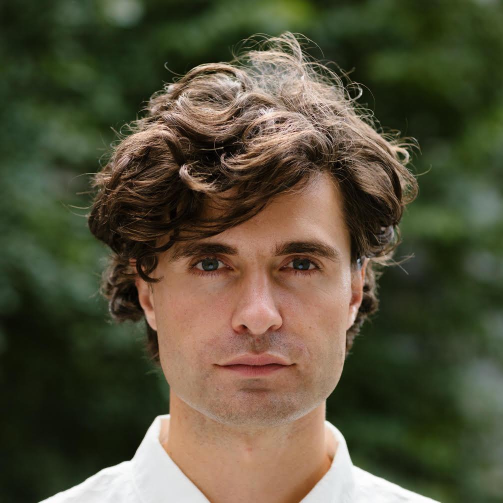 Oscar Grønner Portrait