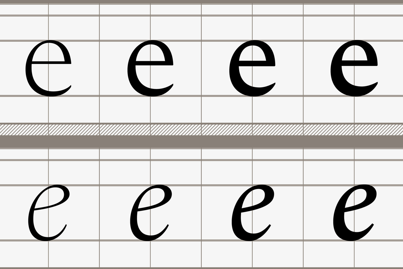 Spectral: A New Screen-First Typeface - Library - Google Design
