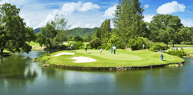PHUKET COUNTRY CLUB (OLD COURSE)
