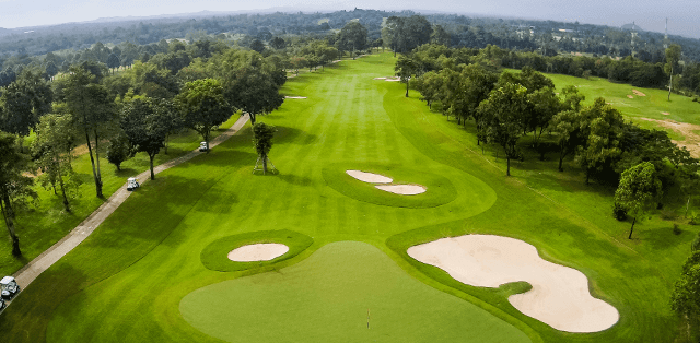 SIAM COUNTRY CLUB OLD COURSE