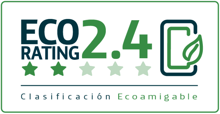 Clasificacion eco rating 2.4