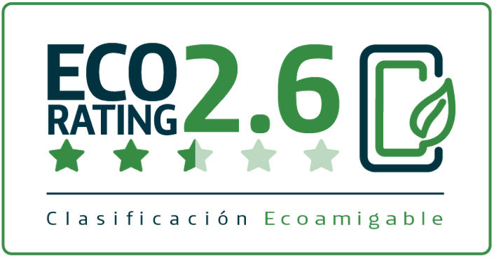 Clasificacion eco rating 2.6