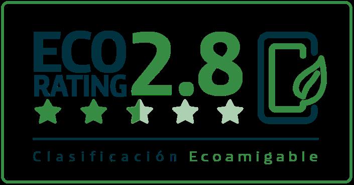 Clasificacion eco rating 2.8