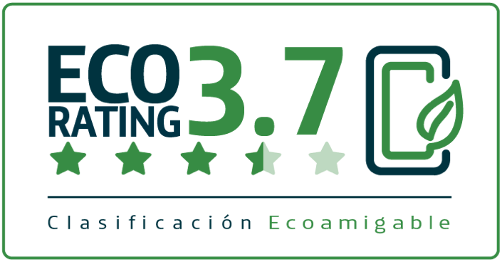 Clasificacion eco rating 3.7