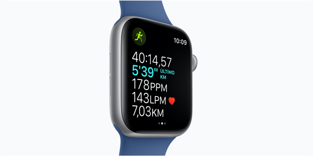 Apple Watch Series 4 Nike 2