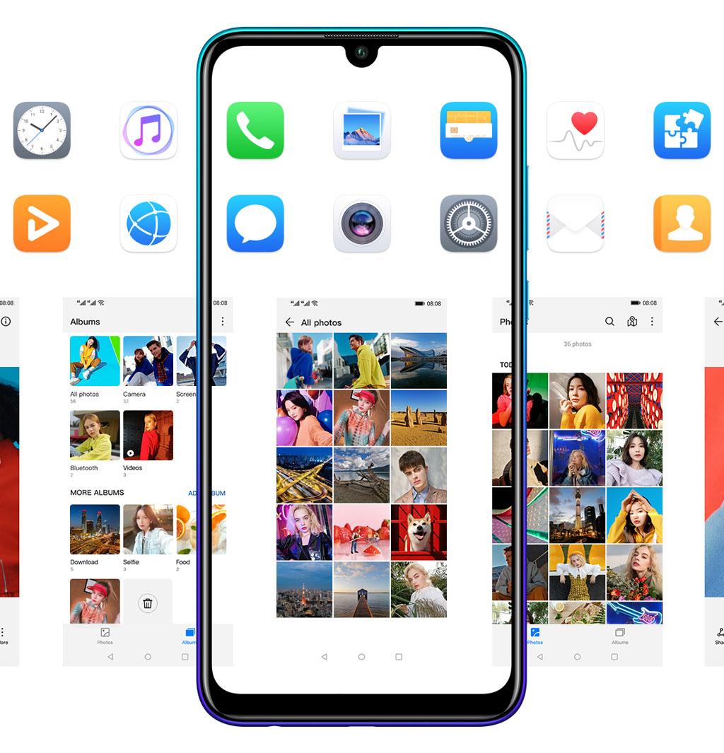 Huawei P Smart 2020 EU 128 GB