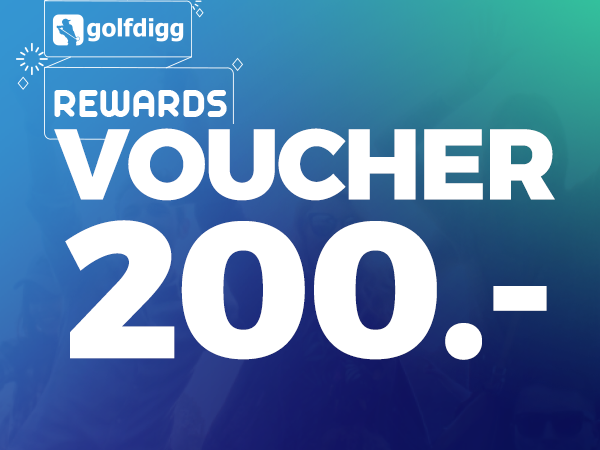 Golfdigg Reward Green fee Voucher 200 THB