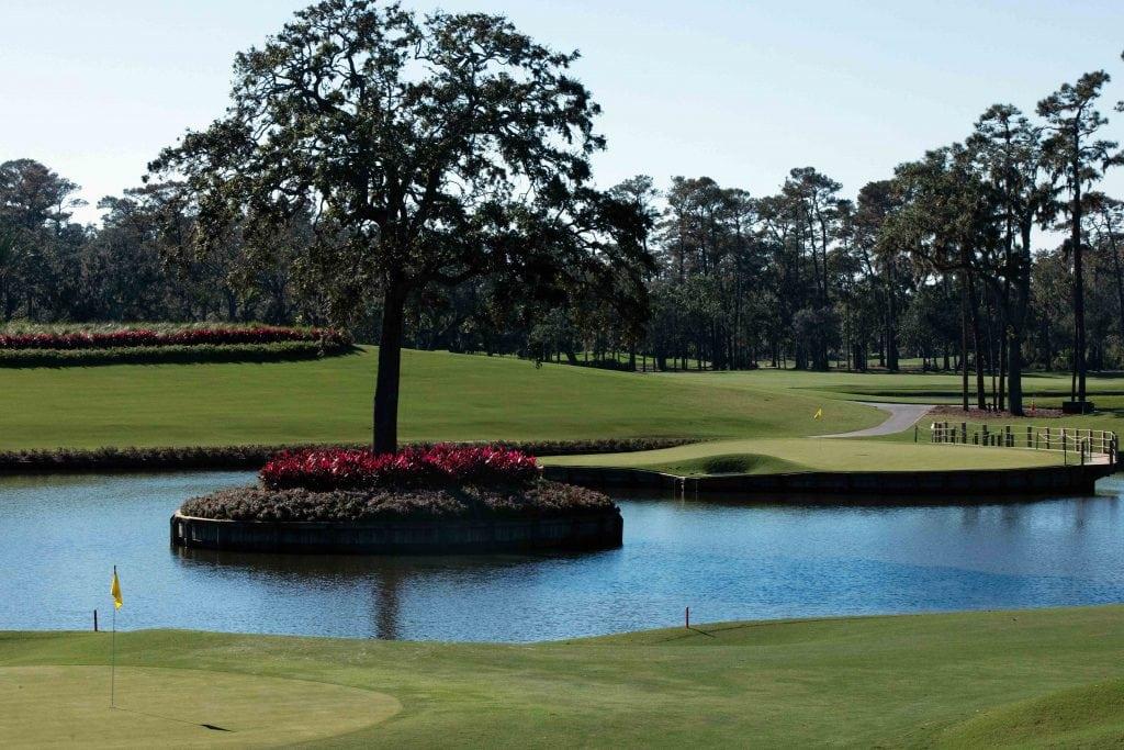 golfdigg_golfdiggTODAY_17 par 3