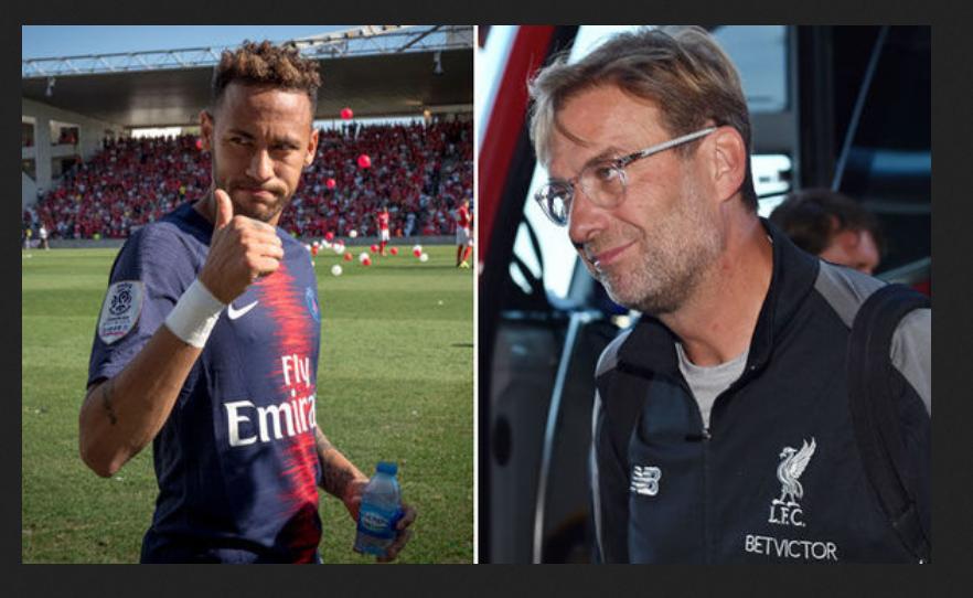 Neymar Prediksi Liverpool Tidak Akan Finish 4 Besar Liga Inggris