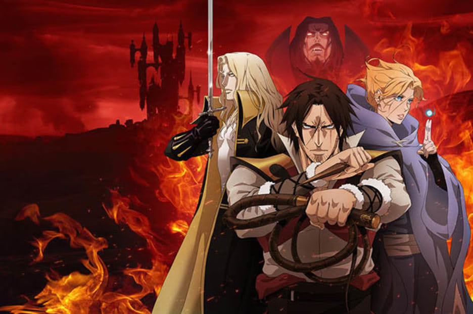 Why I was let down by season 2 of Netflix's CASTLEVANIA | Geek News Network