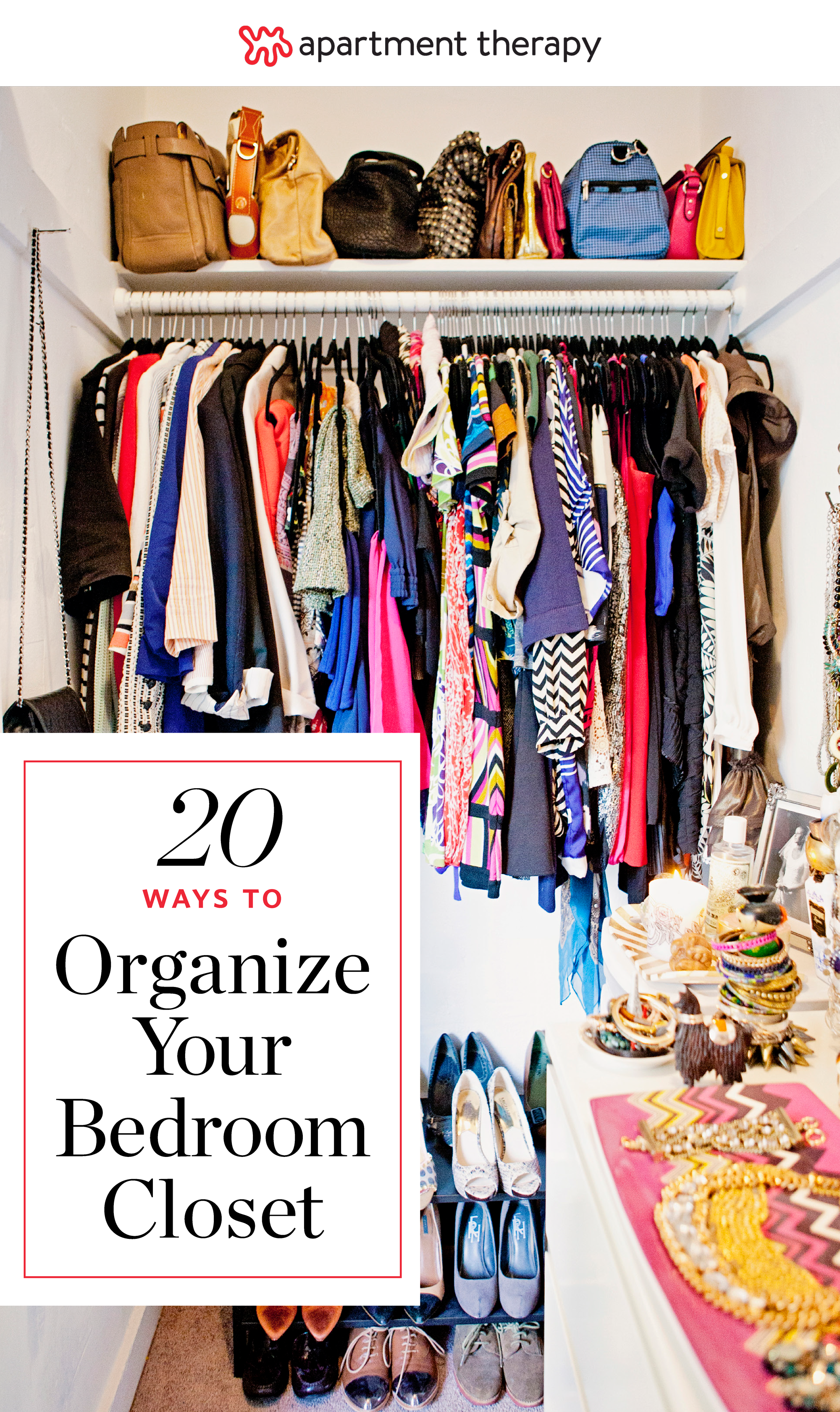 20 Ideas For Organizing Your Bedroom Closet Apartment Therapy,Bloody Mary