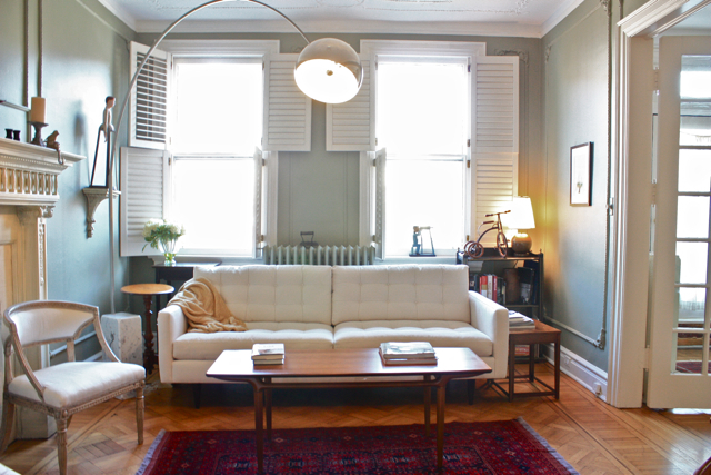 Eclectic Decor: Mixing Old and New Styles | Apartment Therapy