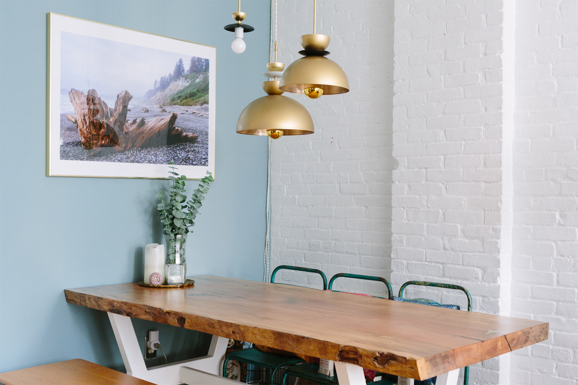 How To Clean Brass With Natural Ingredients Apartment Therapy