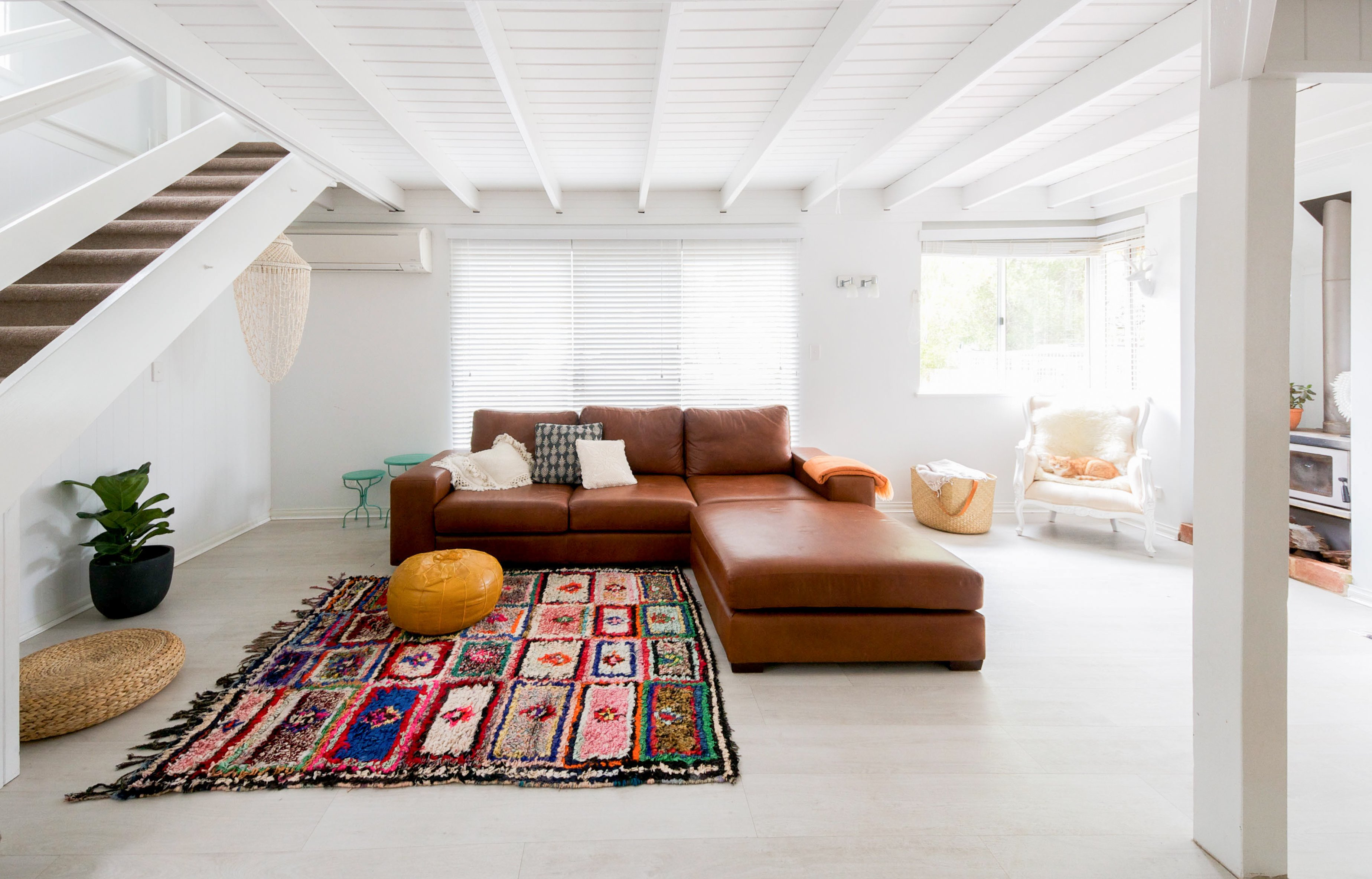 Complementary Contrasts: Oriental Rugs (and Kilims) with ...