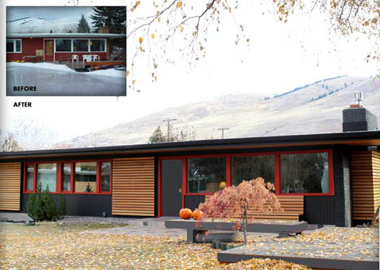 Curb Appeal: Putting The Modern Back in Mid-Century ...