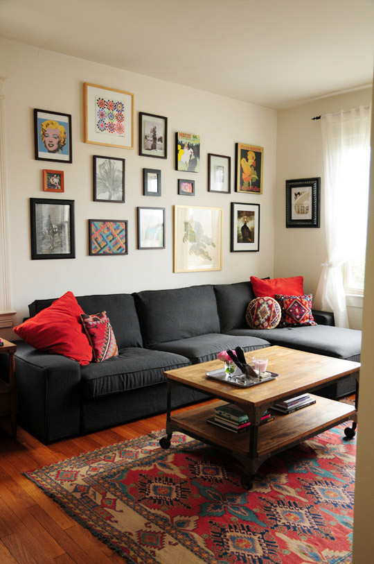 Sensational Julies Artful Home In D C Apartment Therapy Cjindustries Chair Design For Home Cjindustriesco