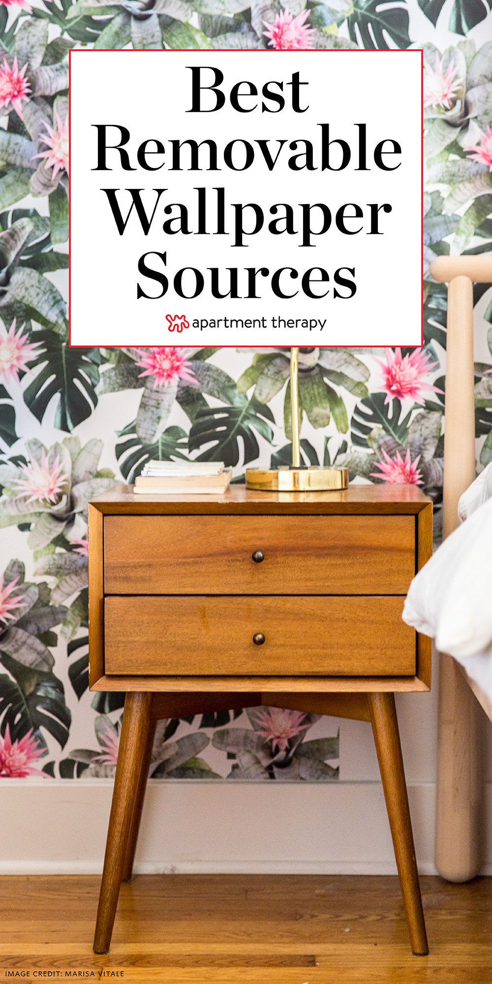 Removable Wallpaper - Sources for Renters | Apartment Therapy