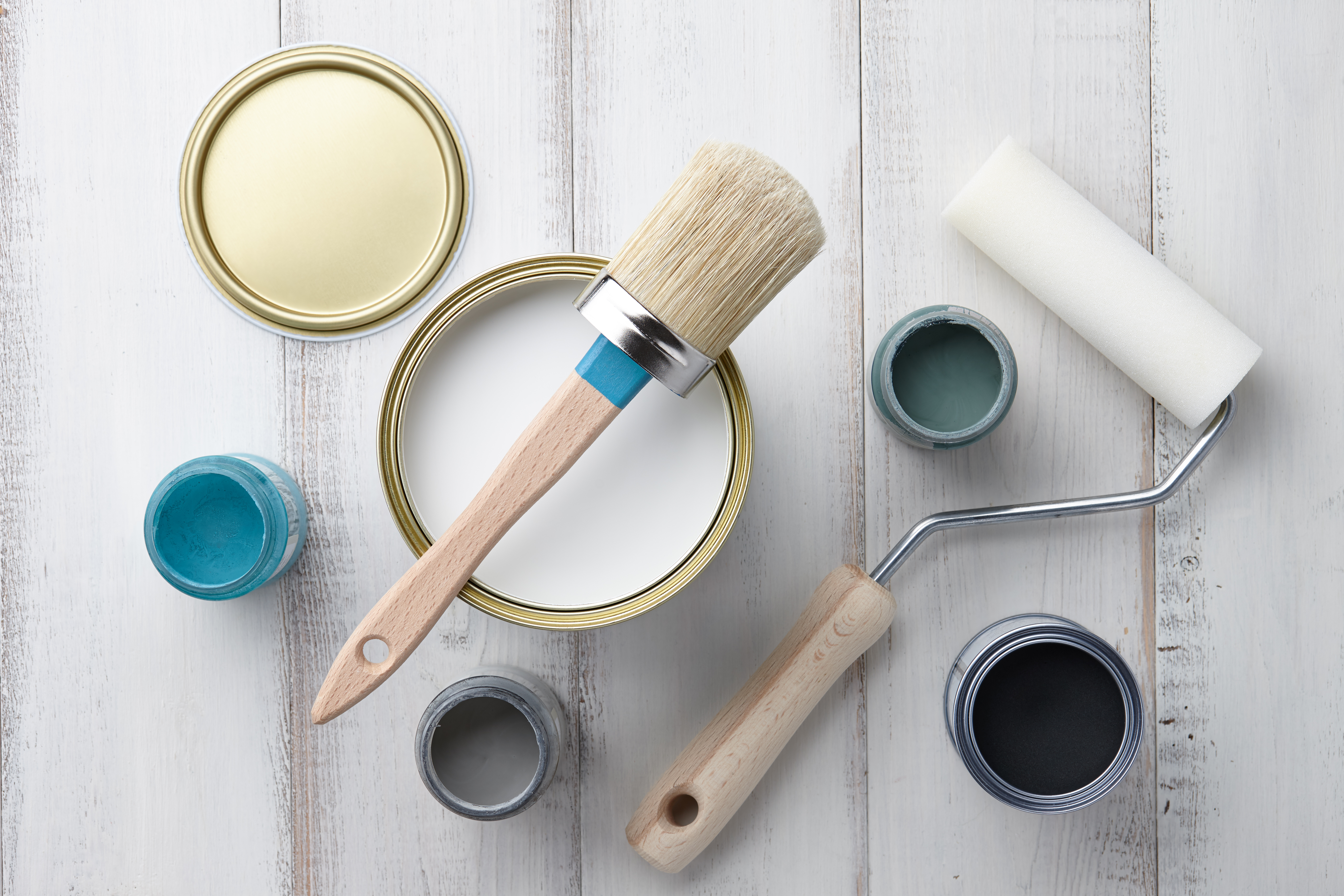 Supply Checklist Everything You Need To Paint A Room Apartment