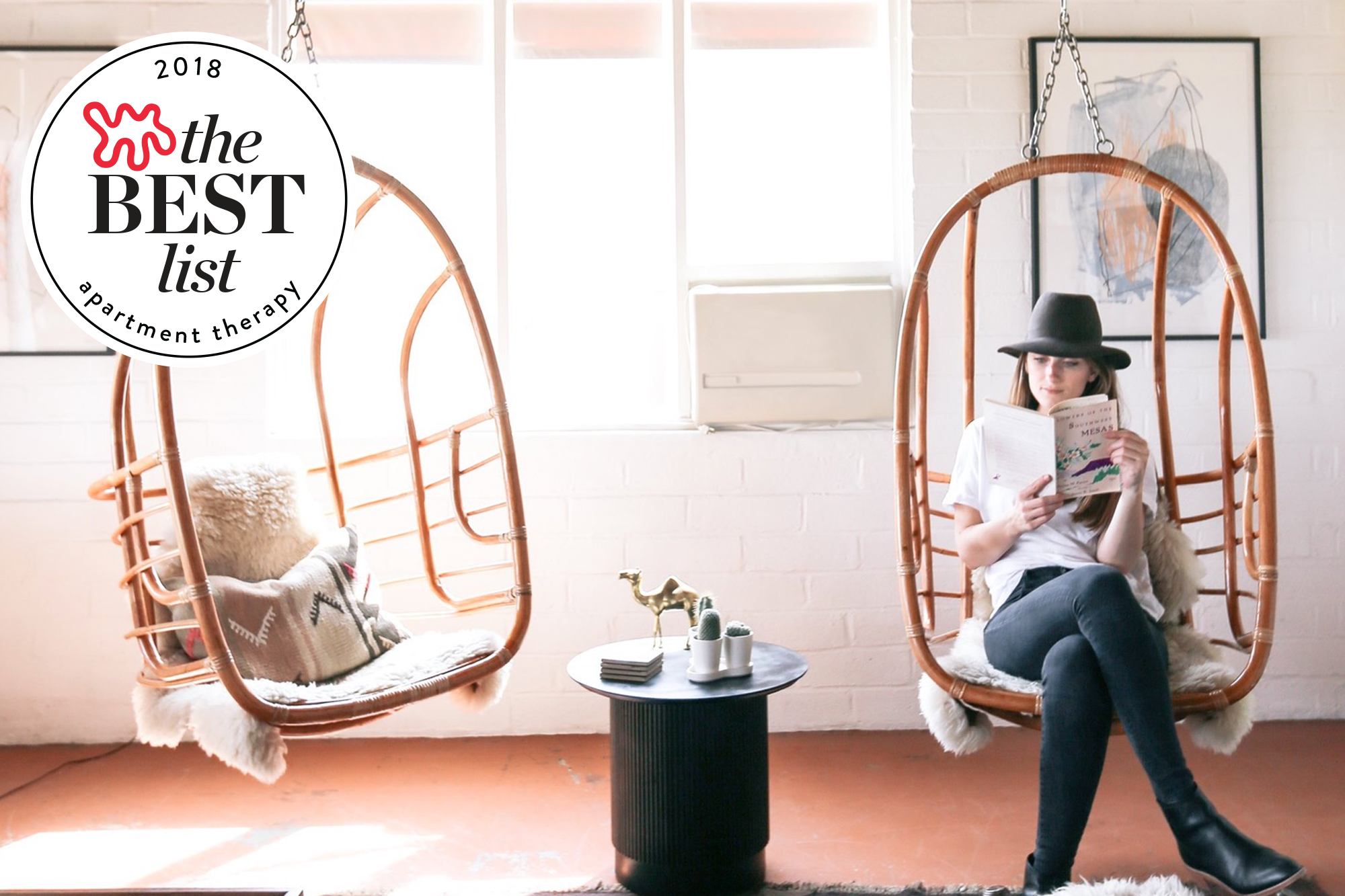 The Best Hanging Chairs Apartment Therapy