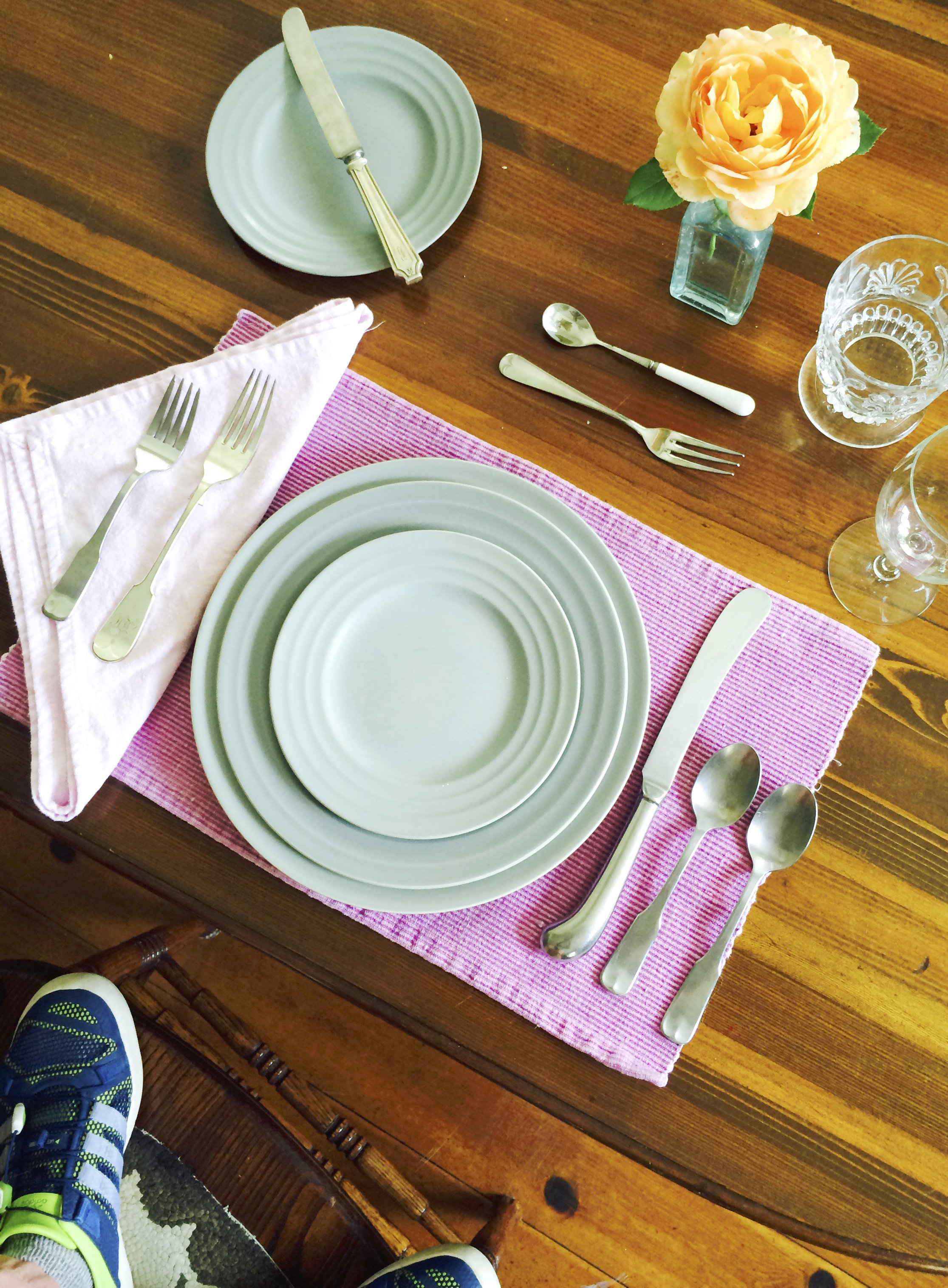 How To Set The Table Properly Apartment Therapy