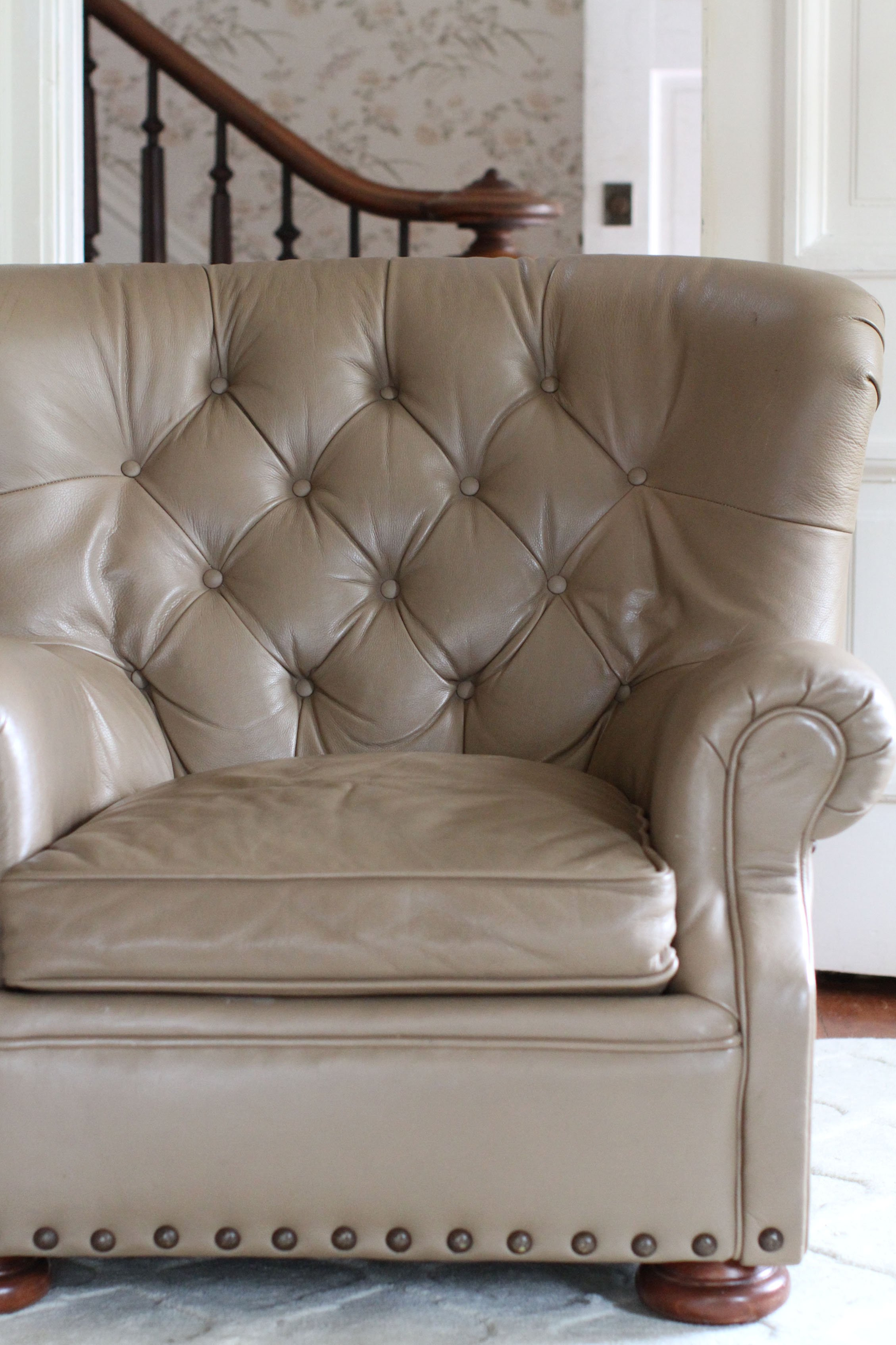 How To Clean Leather Furniture Apartment Therapy