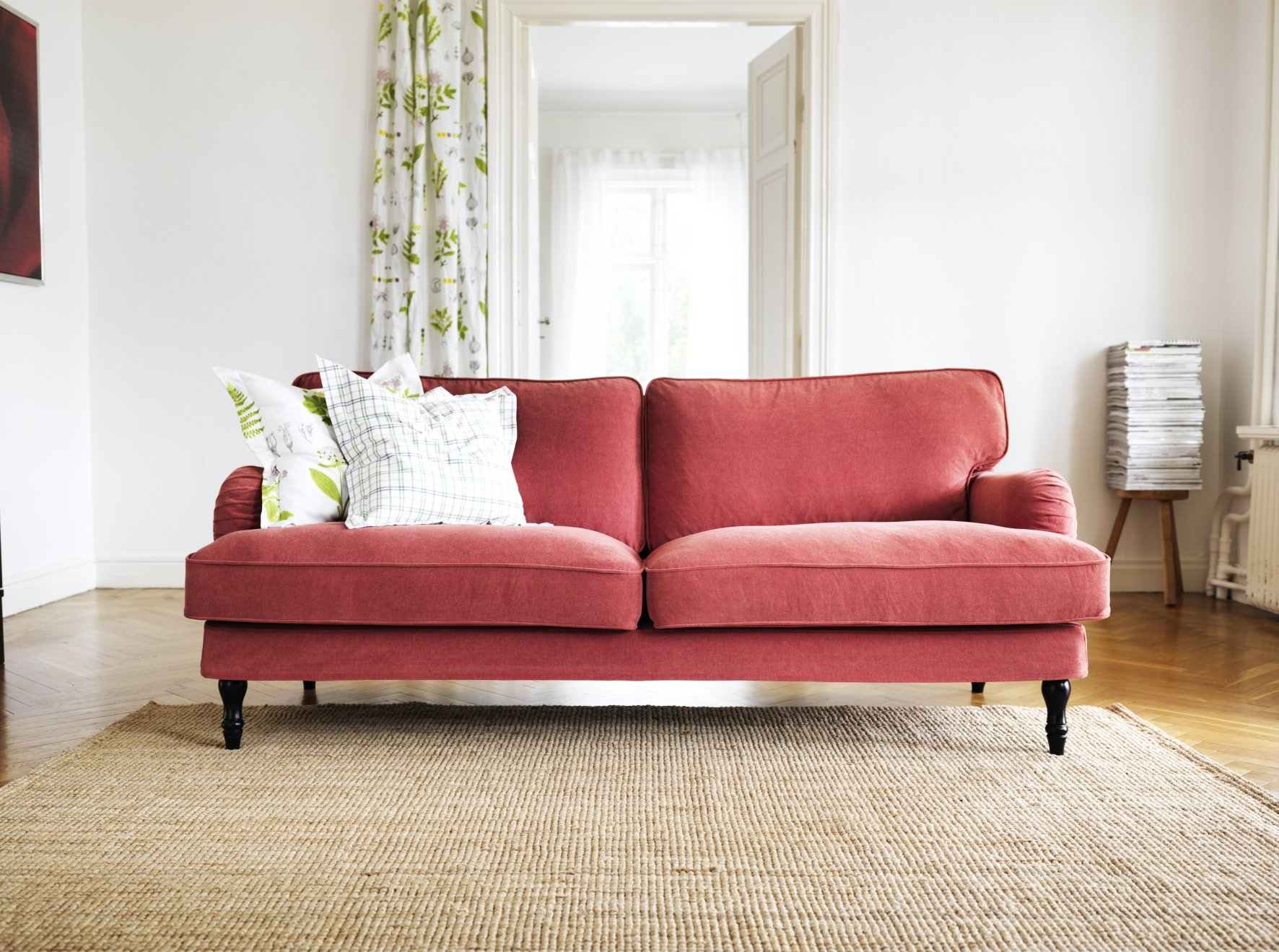 Best English Roll Arm Sofas George Sherlock Bryght Apartment Therapy