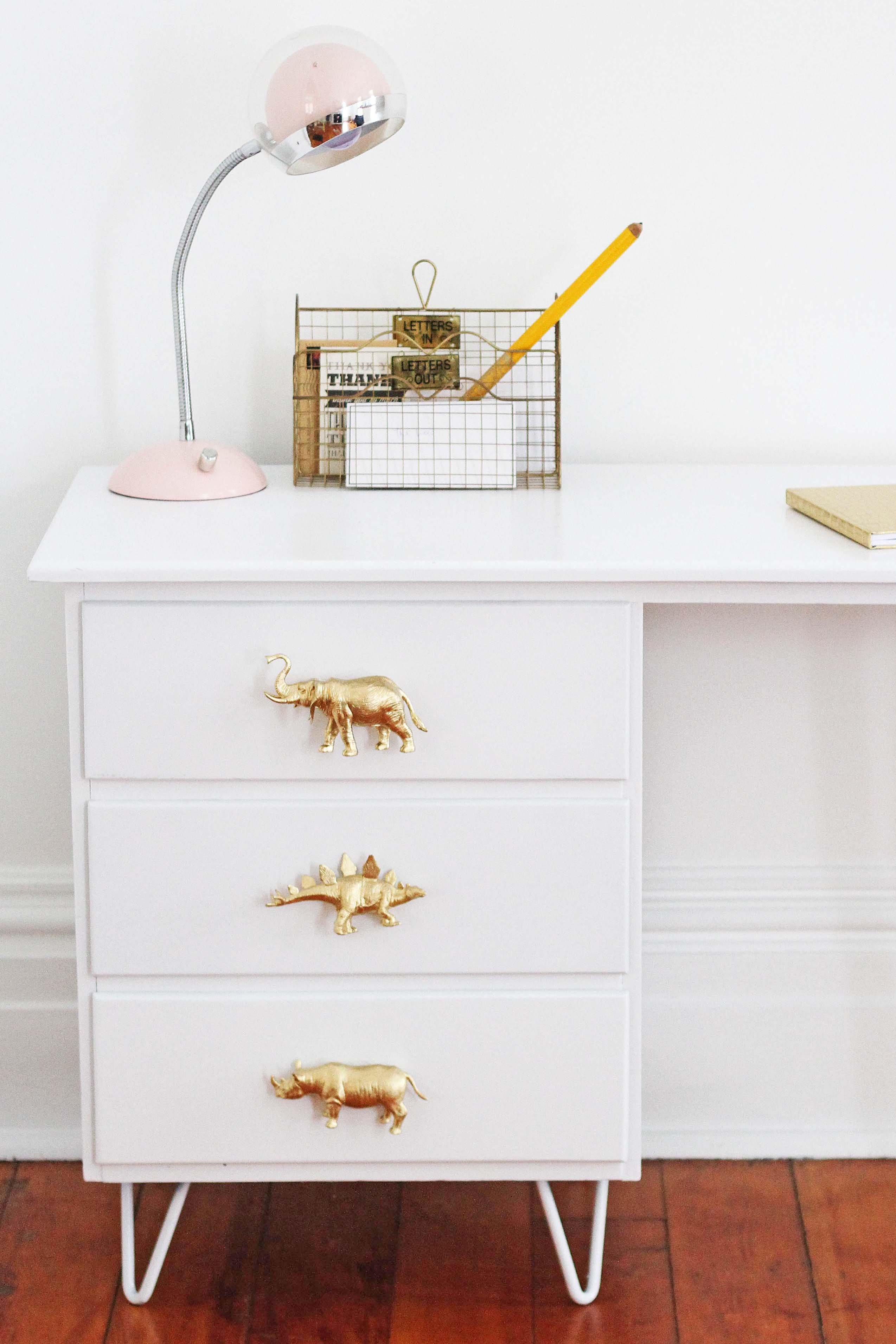 How To Make Diy Drawer Pulls From Just About Anything Apartment Therapy