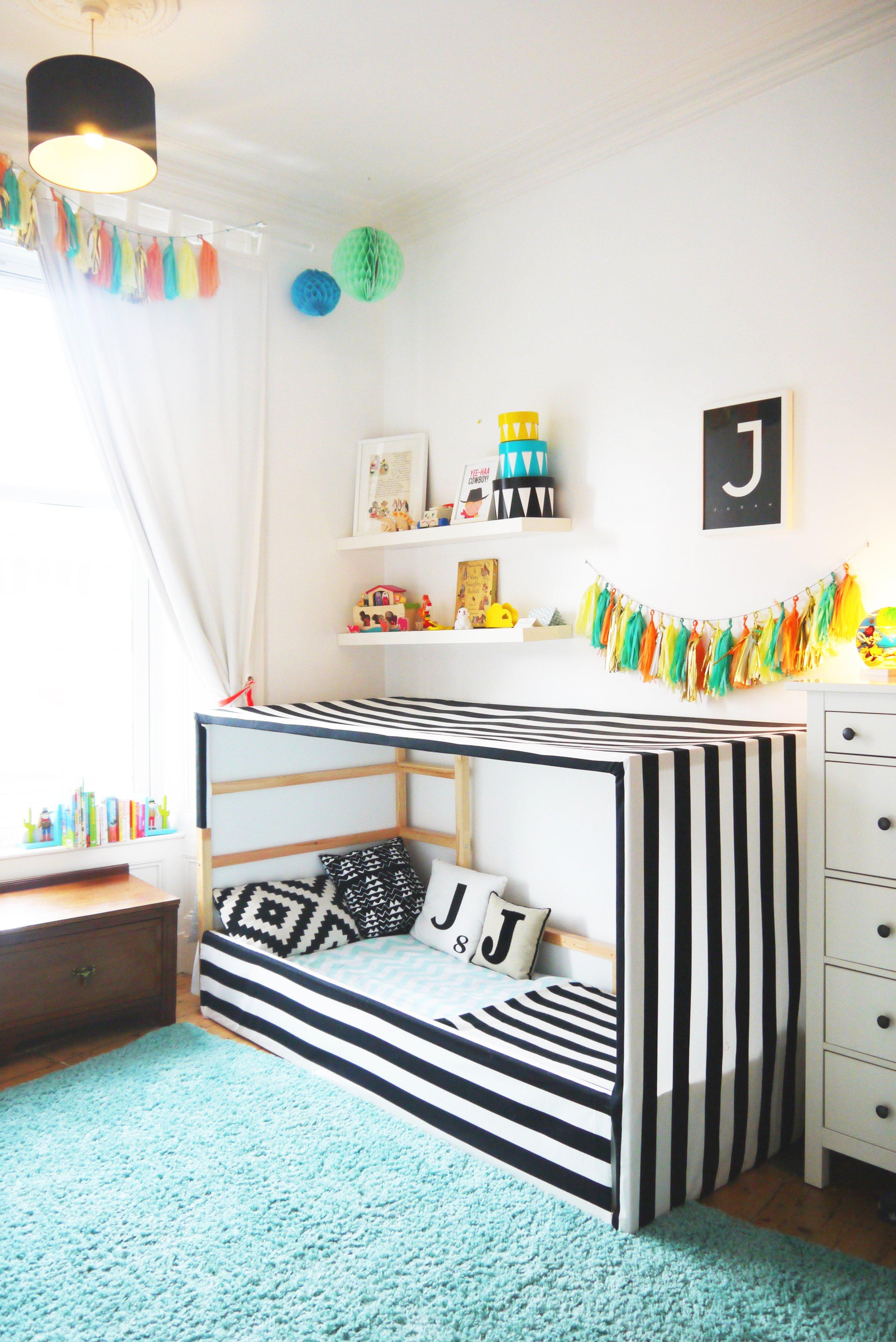 Ideas for Hacking, Tweaking & Customizing the IKEA Kura Bed
