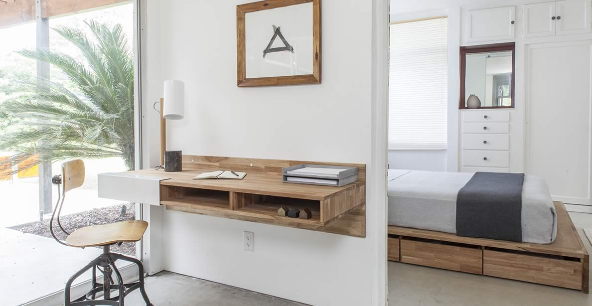 Best Wall Mounted Desks Tables 2016 Annual Guide