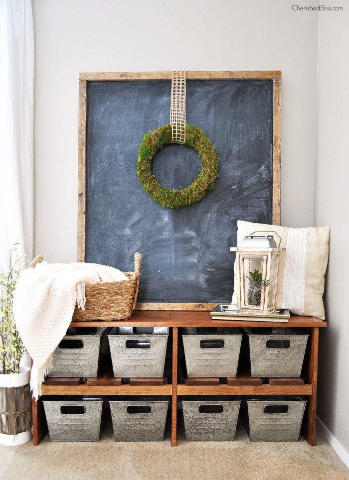 15+ Stylish DIY Projects for Your Entryway