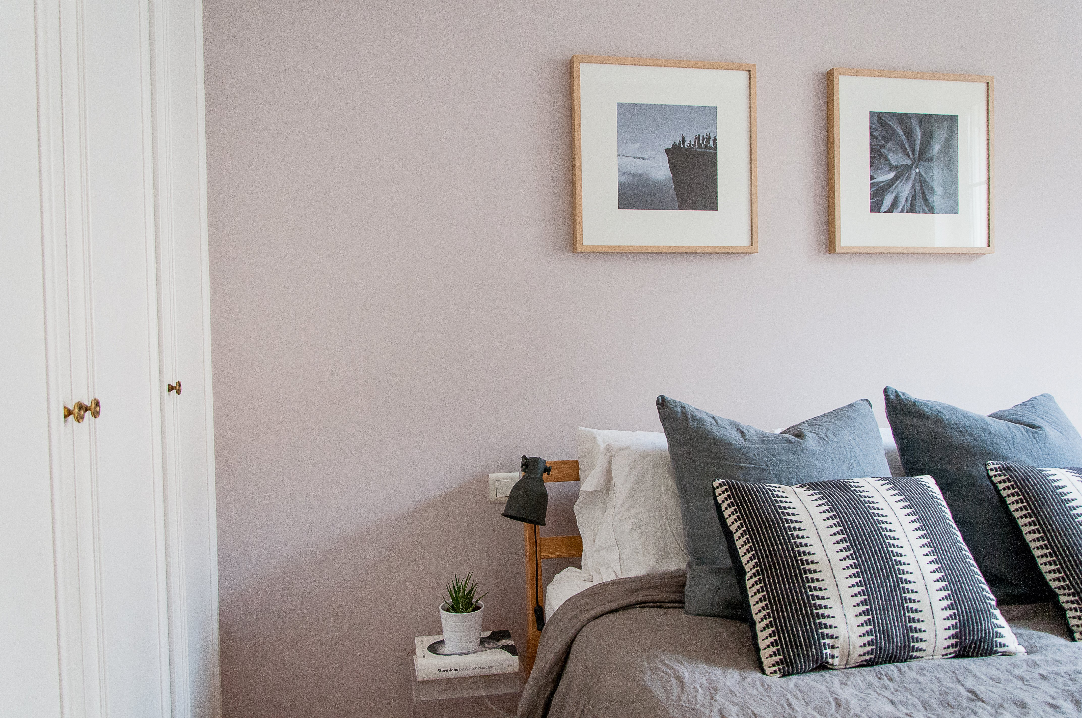 Before After See Which Colour Katy Painted Her Bedroom