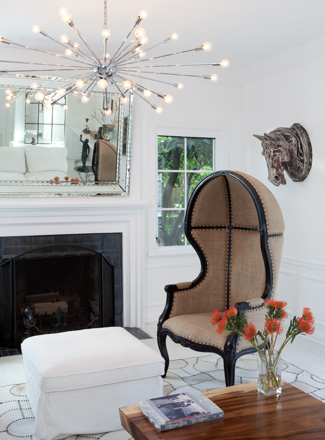 Classic Dome Chairs in 9 Modern Rooms | Apartment Therapy