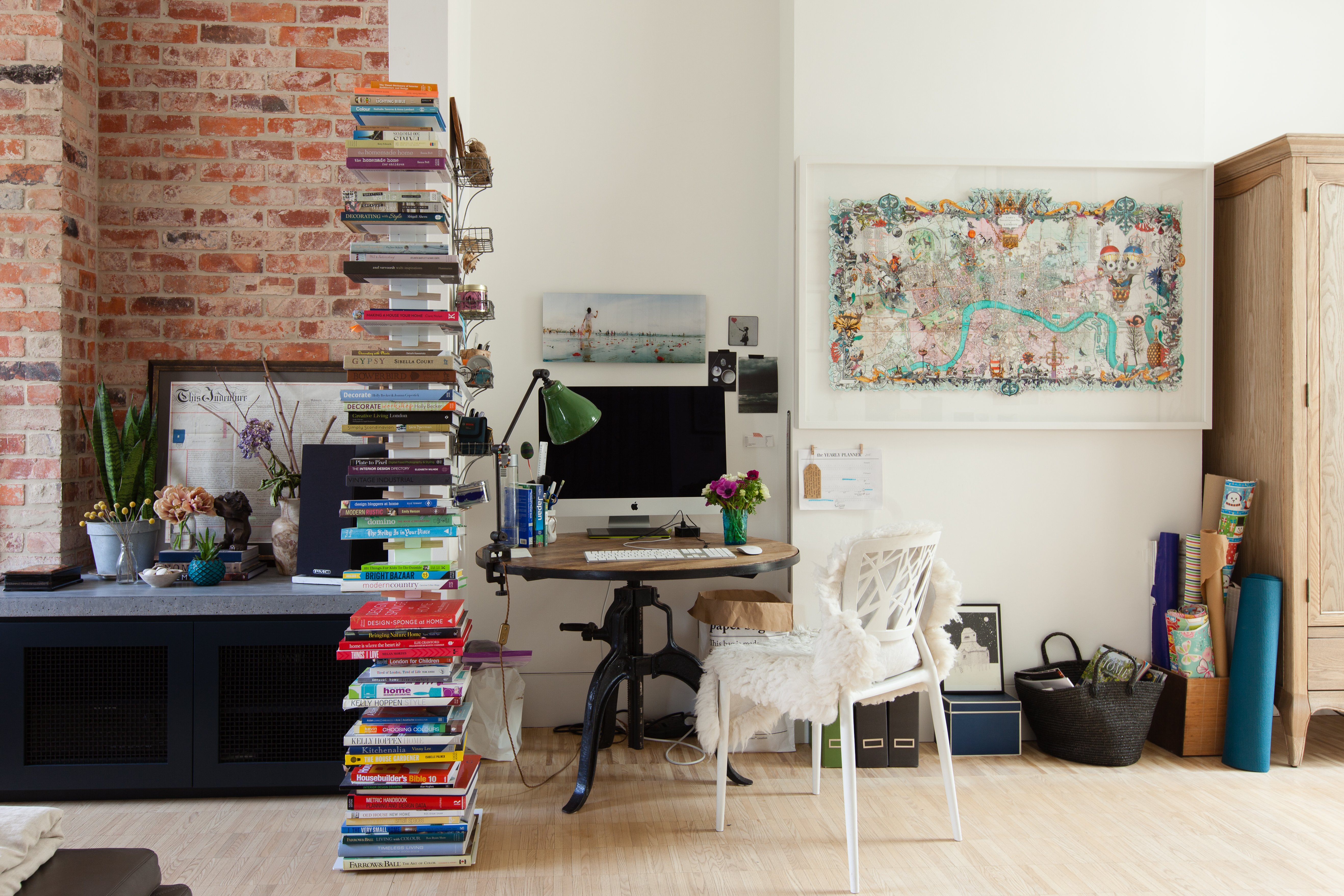 10 Perfect Living Room Home Office