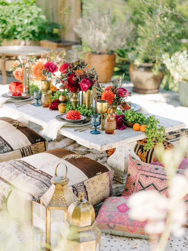 Design Ideas & Inspiration for the Perfect Outdoor Dinner