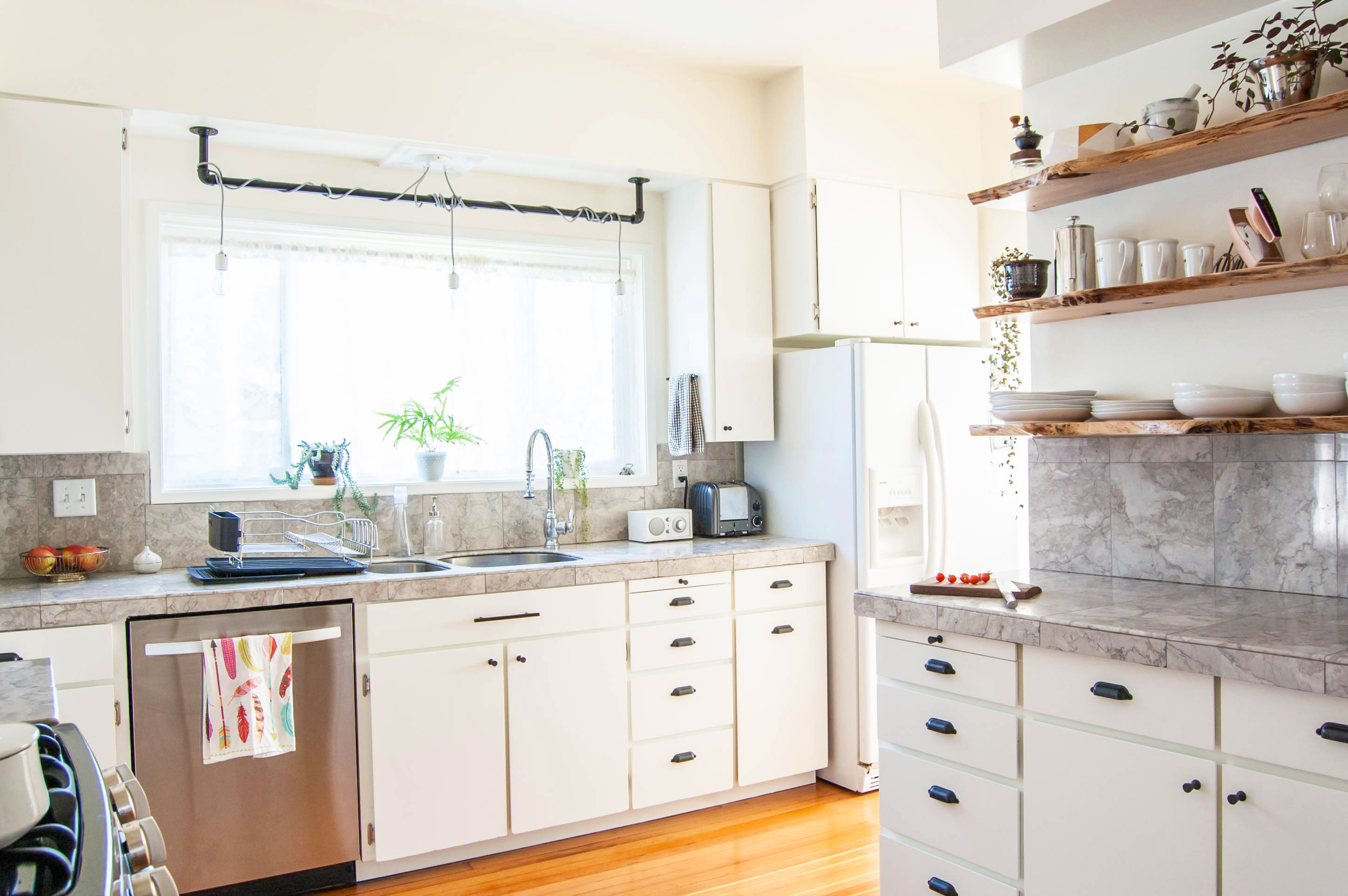 Here S How Hidden Cabinet Hacks Dramatically Increased My Kitchen