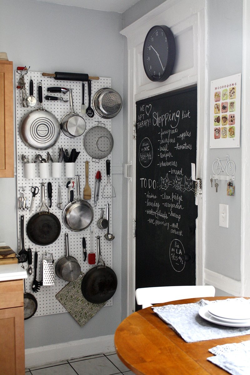 Smart DIY Kitchen Storage Solutions | Apartment Therapy