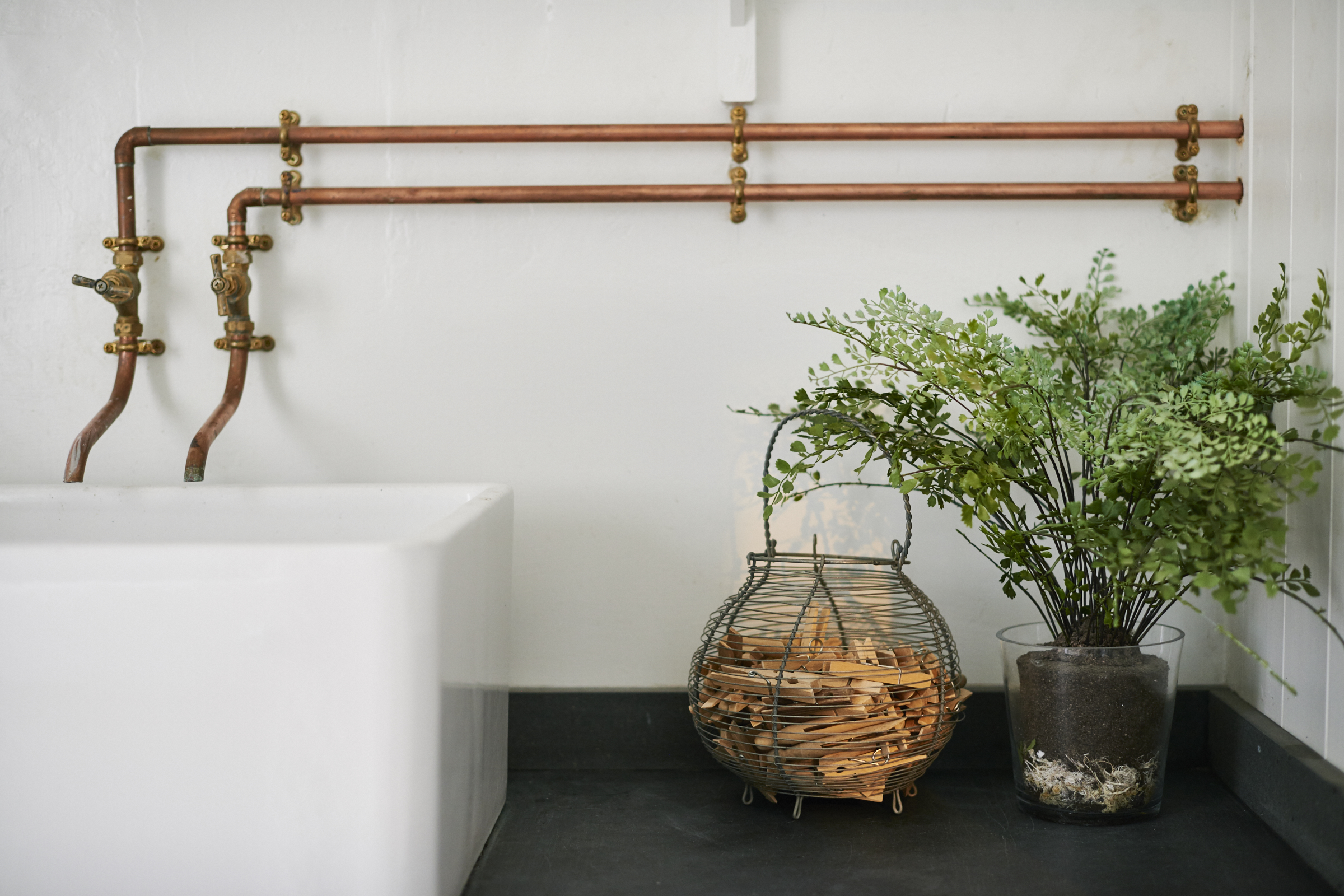 Copper Diy Details For Bathrooms Ideas How To Apartment Therapy