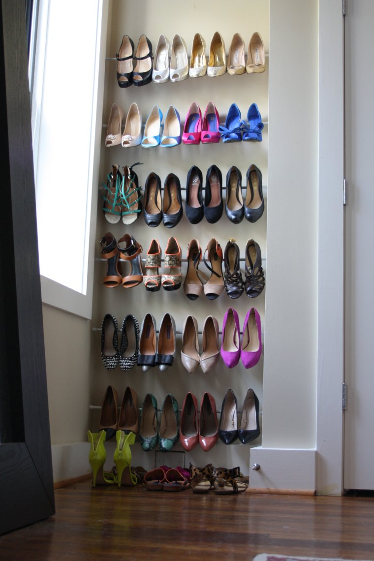 Shoe Storage Ideas To Buy Or Diy Apartment Therapy