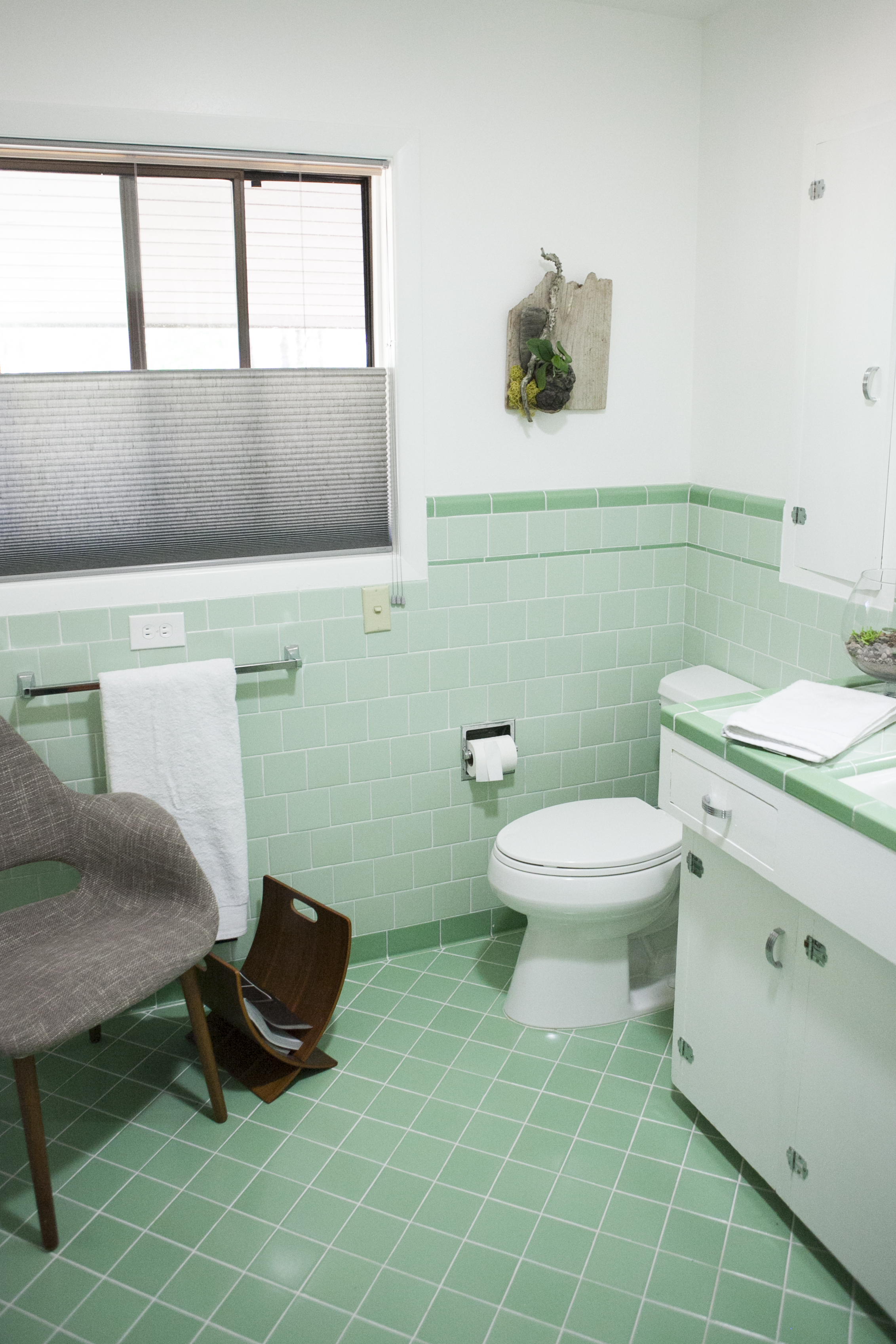 Awe Inspiring Inspiring Bathrooms With Vintage Tile Apartment Therapy Download Free Architecture Designs Itiscsunscenecom