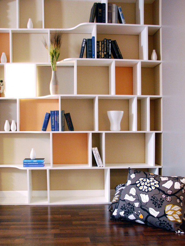 Take Your Storage Up A Level With These Smart Shelving Hacks Apartment Therapy