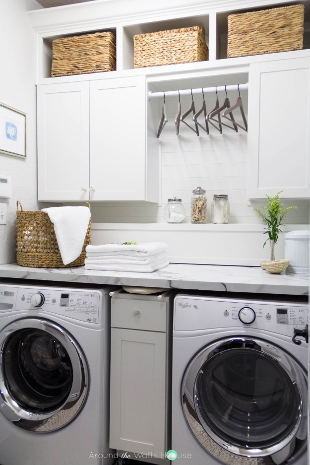 Small Laundry Room Remodeling And Storage Ideas Apartment