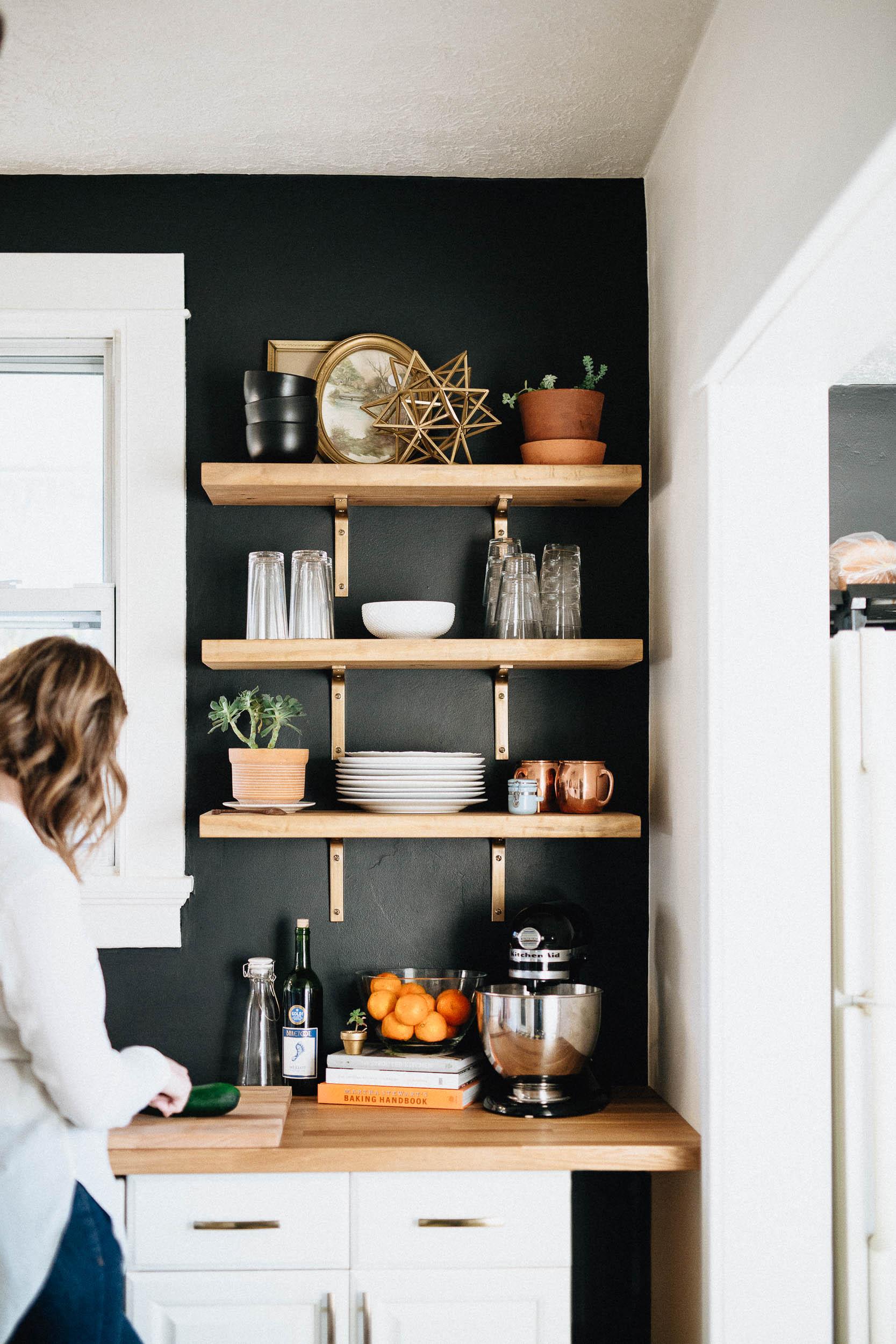 Kitchen Decorative Shelves Best Interior Furniture